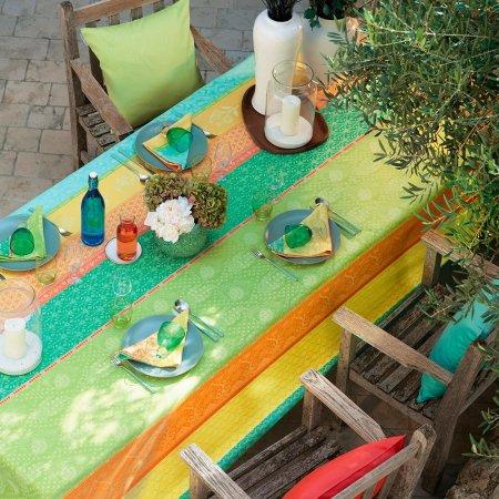 テーブルクロス(撥水なし) ミルサリー ケララ