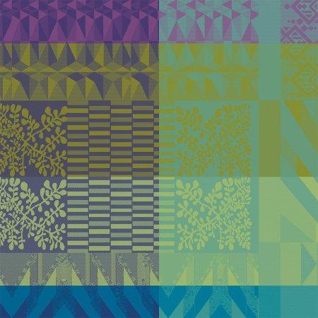 ナプキン サンタフェ グリーン(4枚セット)<img class='new_mark_img2' src='https://img.shop-pro.jp/img/new/icons6.gif' style='border:none;display:inline;margin:0px;padding:0px;width:auto;' />