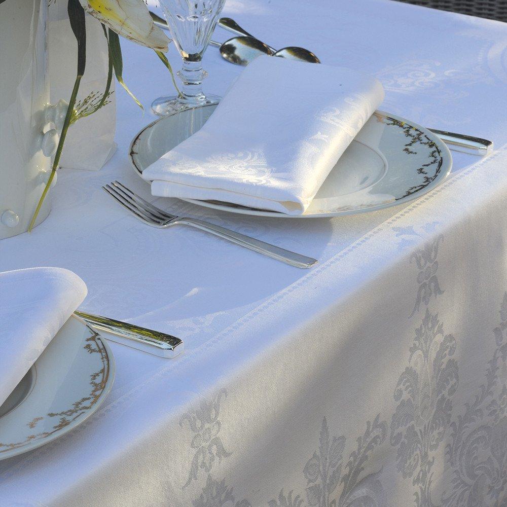ガルニエティエボー ナプキン ボールガール ホワイト(4枚セット)