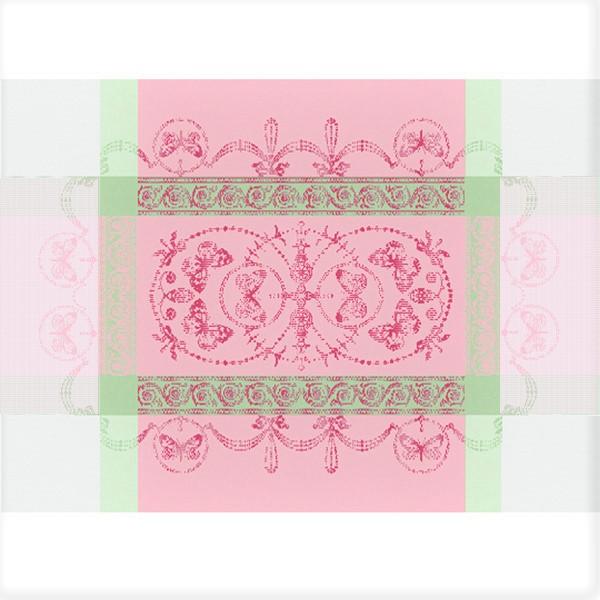 ガルニエティエボー 【撥水GS】ランチョンマット ウジェニ キャンディ(4枚セット)