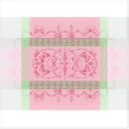 【撥水GS】ランチョンマット ウジェニ キャンディ(4枚セット)