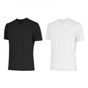 クールスピード 紳士半袖V首シャツ