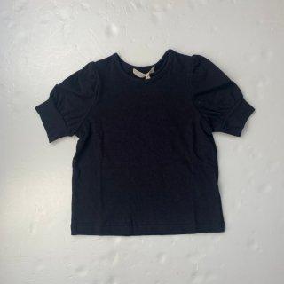 nini  パフ袖Tシャツ NV・05