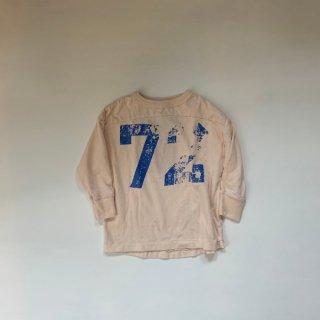 DENIM & DUNGAREE ビンテージトンプキン天竺72Tシャツ 1WH