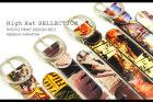 【High-Hat SELLECTION】アメリカンデザイン・転写プリントベルト