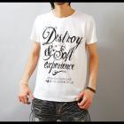 【スタイリッシュ感あるシンプルながら雰囲気抜群の1着】シンプルプリント メンズ半袖Tシャツ