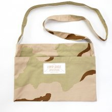 <img class='new_mark_img1' src='https://img.shop-pro.jp/img/new/icons50.gif' style='border:none;display:inline;margin:0px;padding:0px;width:auto;' />NEW JACK BOOGIE US 3C DESERT CAMO MUSETTE