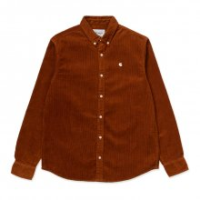 <img class='new_mark_img1' src='https://img.shop-pro.jp/img/new/icons50.gif' style='border:none;display:inline;margin:0px;padding:0px;width:auto;' />Carhartt WIP MADISON CORD SHIRTS