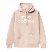 <img class='new_mark_img1' src='https://img.shop-pro.jp/img/new/icons1.gif' style='border:none;display:inline;margin:0px;padding:0px;width:auto;' />TIRED SKATEBOARDS X THRASHER T&D PULLOVER HOOD WASHED PINK