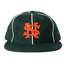 <img class='new_mark_img1' src='https://img.shop-pro.jp/img/new/icons1.gif' style='border:none;display:inline;margin:0px;padding:0px;width:auto;' />NOTHIN'SPECIAL x EBBETS FIELD PLAYER BASEBALL CAP