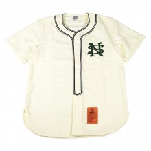 <img class='new_mark_img1' src='https://img.shop-pro.jp/img/new/icons1.gif' style='border:none;display:inline;margin:0px;padding:0px;width:auto;' />NOTHIN'SPECIAL x EBBETS FIELD PLAYER BASEBALL SHIRTS