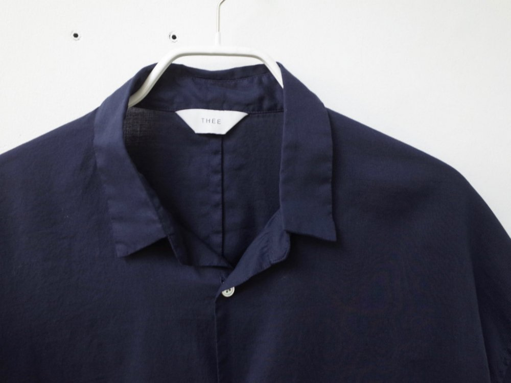 <img class='new_mark_img1' src='https://img.shop-pro.jp/img/new/icons20.gif' style='border:none;display:inline;margin:0px;padding:0px;width:auto;' />THEE Double Buton Shirts.ダブルボタン シャツ CM-SH-05