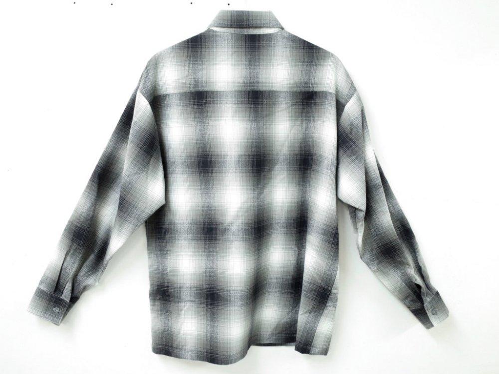 CALTOP OMBRE CHECK シャツ G/W MADE IN USA
