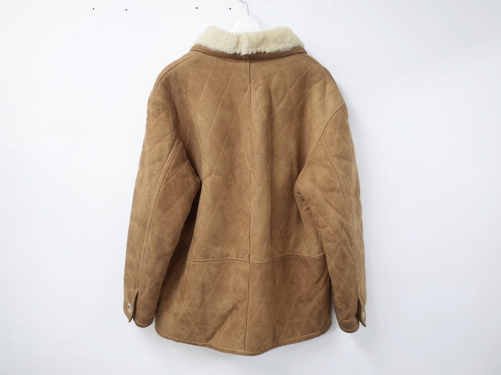 <img class='new_mark_img1' src='https://img.shop-pro.jp/img/new/icons20.gif' style='border:none;display:inline;margin:0px;padding:0px;width:auto;' />US SHEEPSKIN シープスキン ムートンコート MADE IN USA USED
