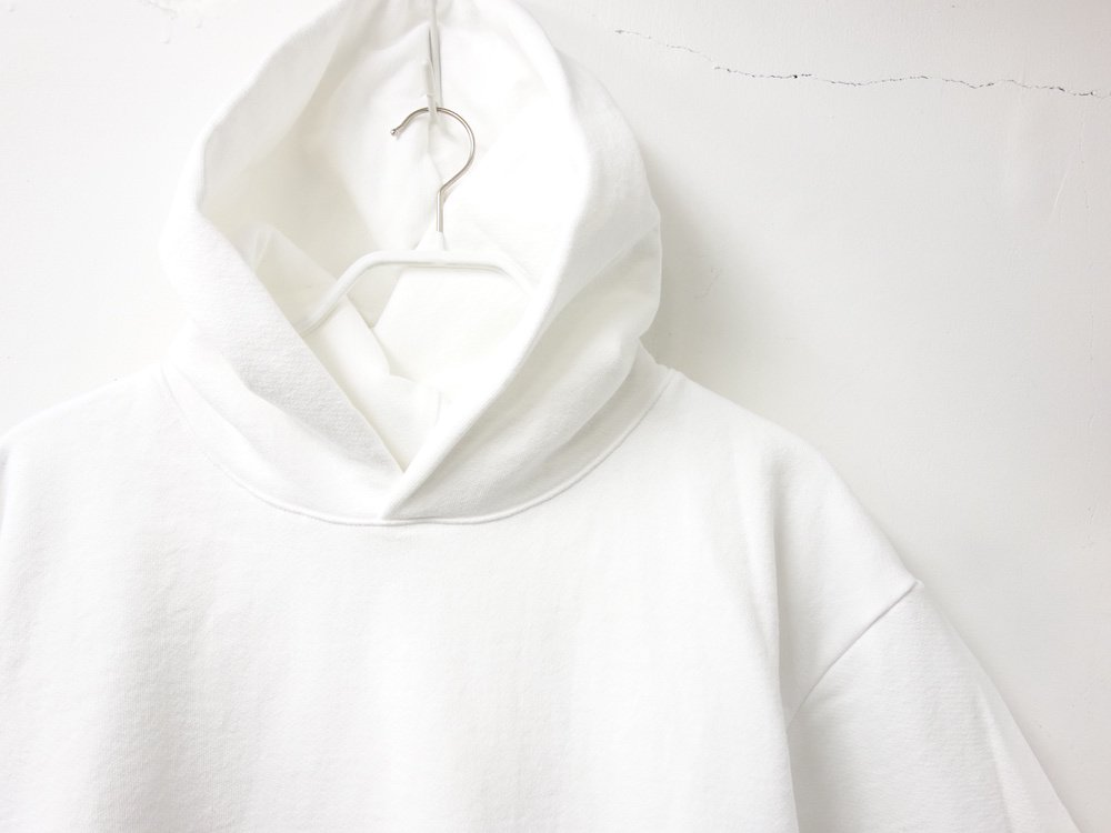 LOS ANGELES APPAREL  14オンス  スウェットパーカ USA製 white