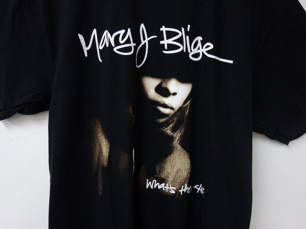 Mary J Blige オフィシャル Tシャツ