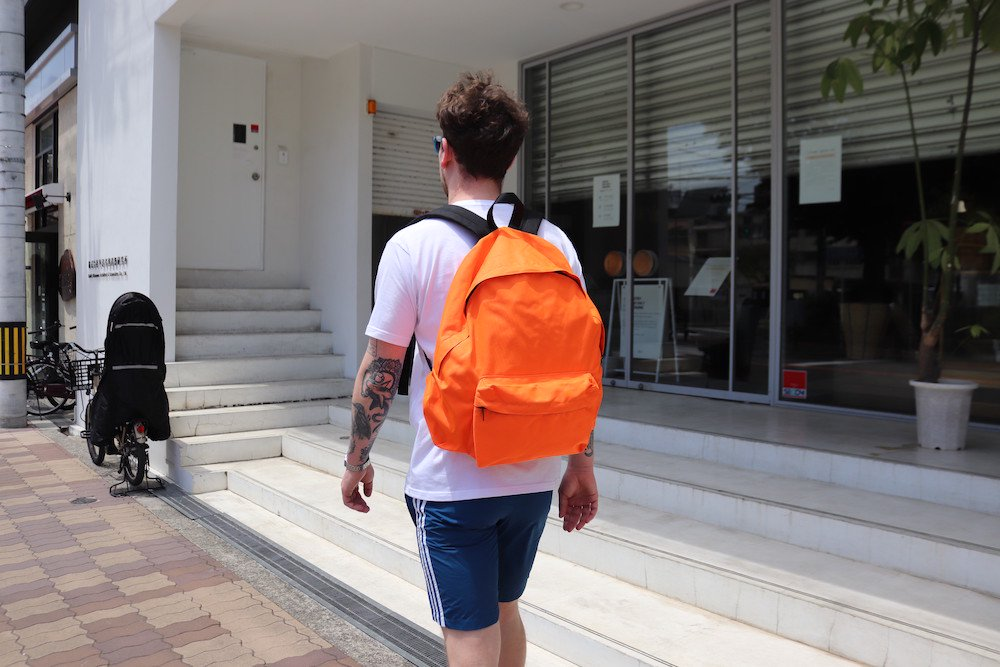 PACKING Backpack orange