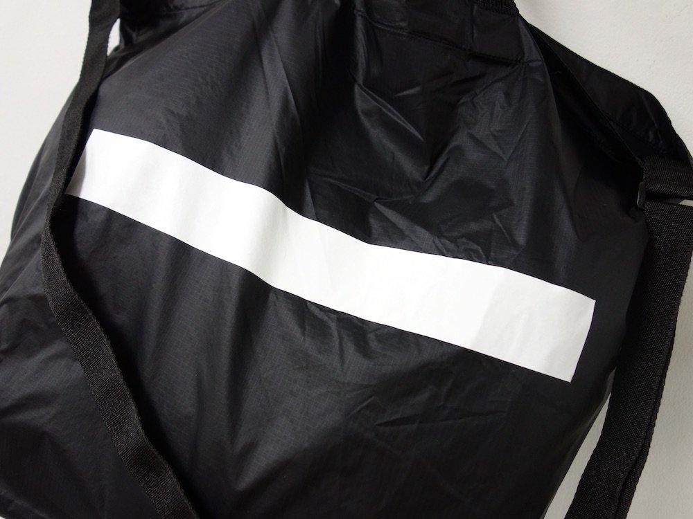 INS by SEW UP BAR LOGO  PACKABLE 2WAY SHOULDER BAG