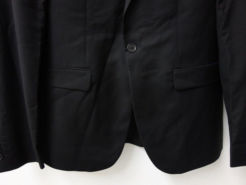 UO Black Skinny Fit Single ジャケット
