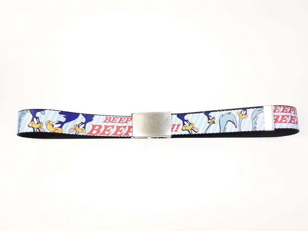Buckle-Down Looney Tunes Road Runne  ベルト USA製