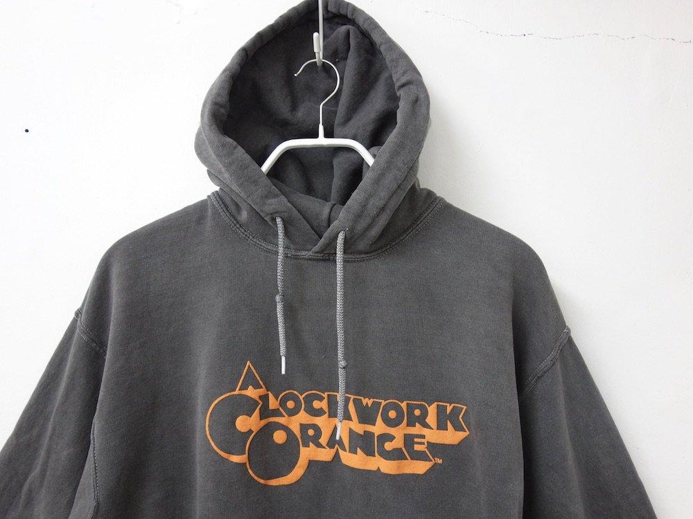 海外限定 オフィシャル A Clockwork Orange パーカ