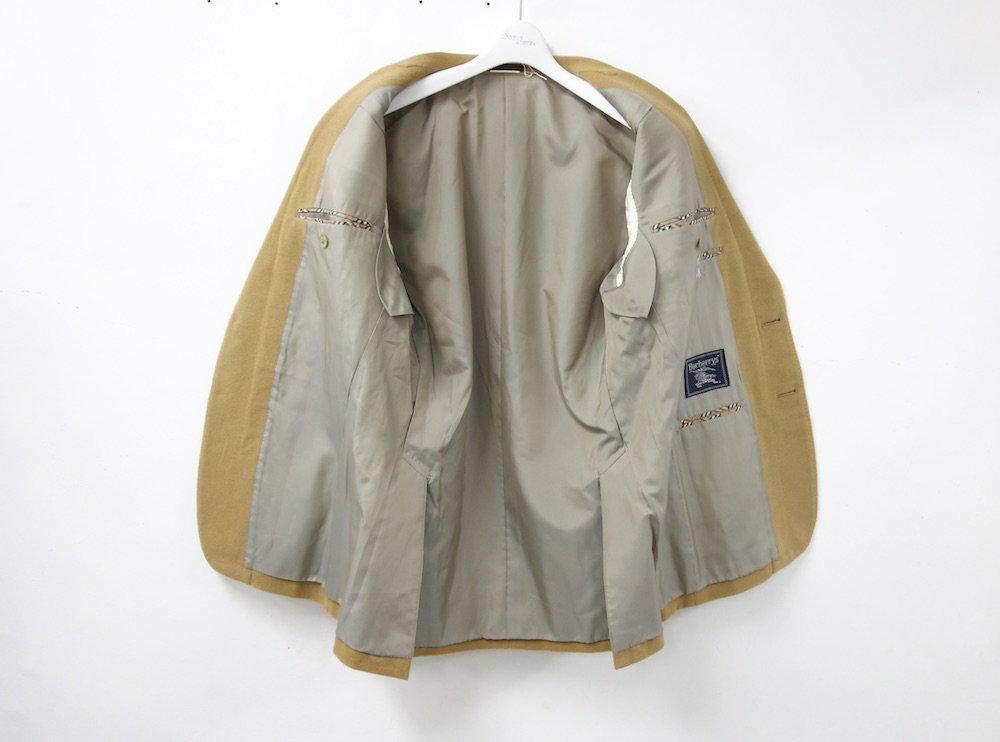 VINTAGE 90's BURBERRYS バーバリー  テーラードジャケット USED