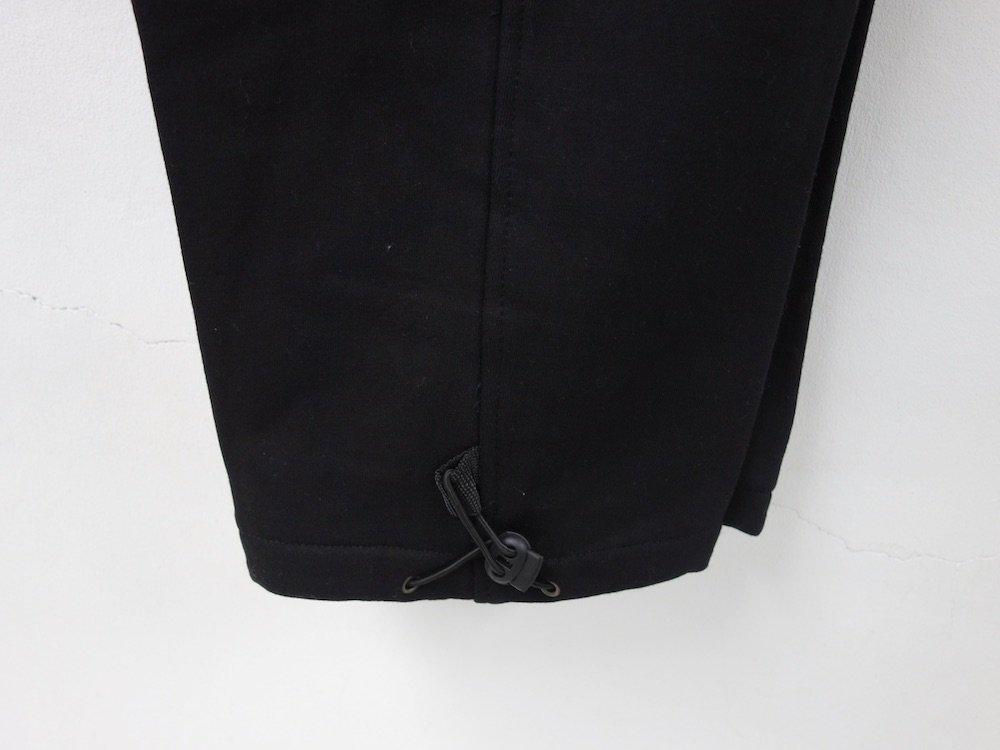 PRO5 HEAVY スウェット カーゴパンツ black
