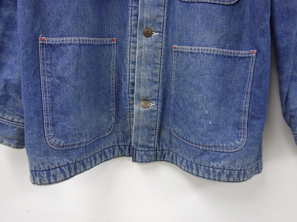 Vintage 70-80s BIG BEN by Wrangler デニムカバーオール USA製 USED