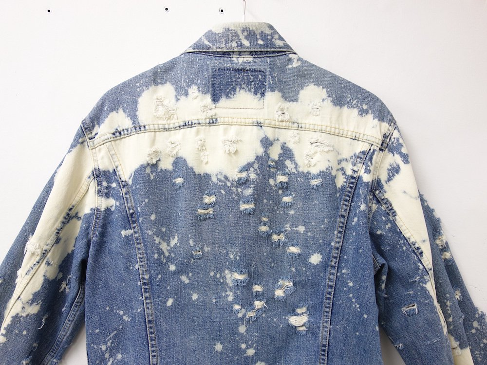 LEVI'S VINTAGE CLOTHING リーバイス ヴィンテージ  71557 3rd デニムジャケット  MADE IN JAPAN USED