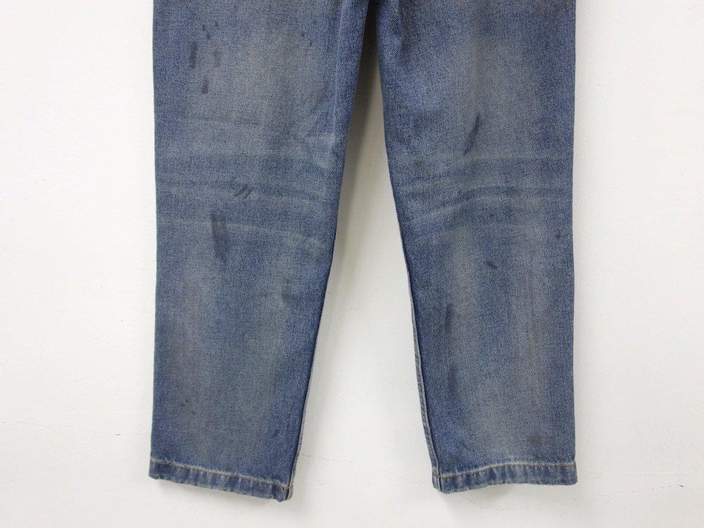 UO  Vintage Wash デニム ワークパンツ