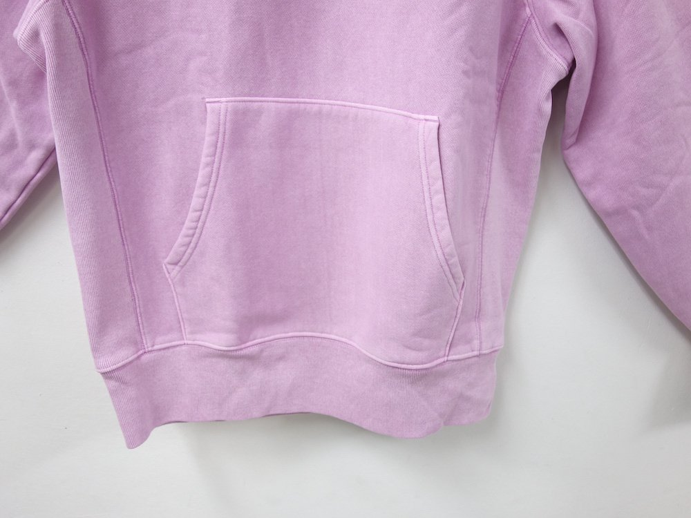 海外限定 別注カラー Champion 12oz Premium Reverse Weave リバースウィーブパーカ pink