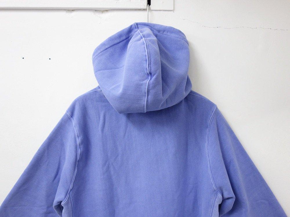 海外限定 別注カラー Champion 12oz Premium Reverse Weave リバースウィーブパーカ Light Blue
