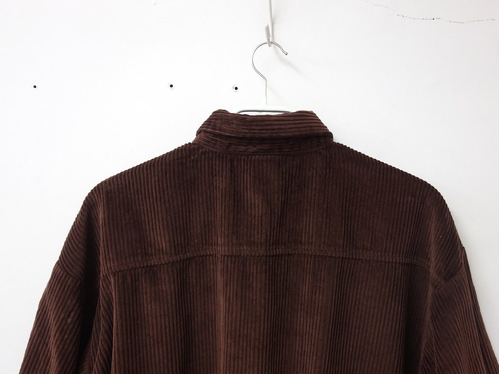 <img class='new_mark_img1' src='https://img.shop-pro.jp/img/new/icons15.gif' style='border:none;display:inline;margin:0px;padding:0px;width:auto;' />CALTOP CORDUROY シャツ brown MADE IN USA