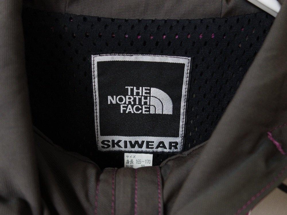 Vintage THE NORTH FACE ノースフェイス  SKIWEAR  マウンテンジャケット USED