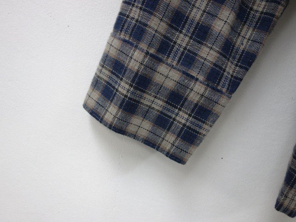 CALTOP FLANNEL CHECK シャツ MADE IN USA