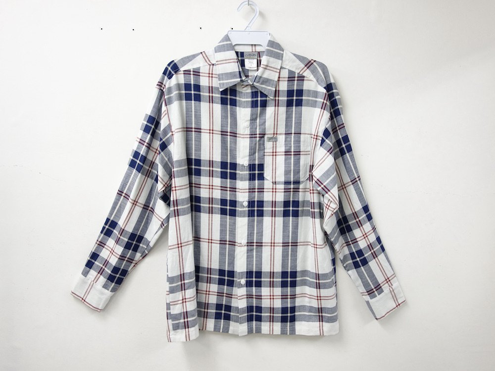 CALTOP FLANNEL CHECK シャツ MADE IN USA