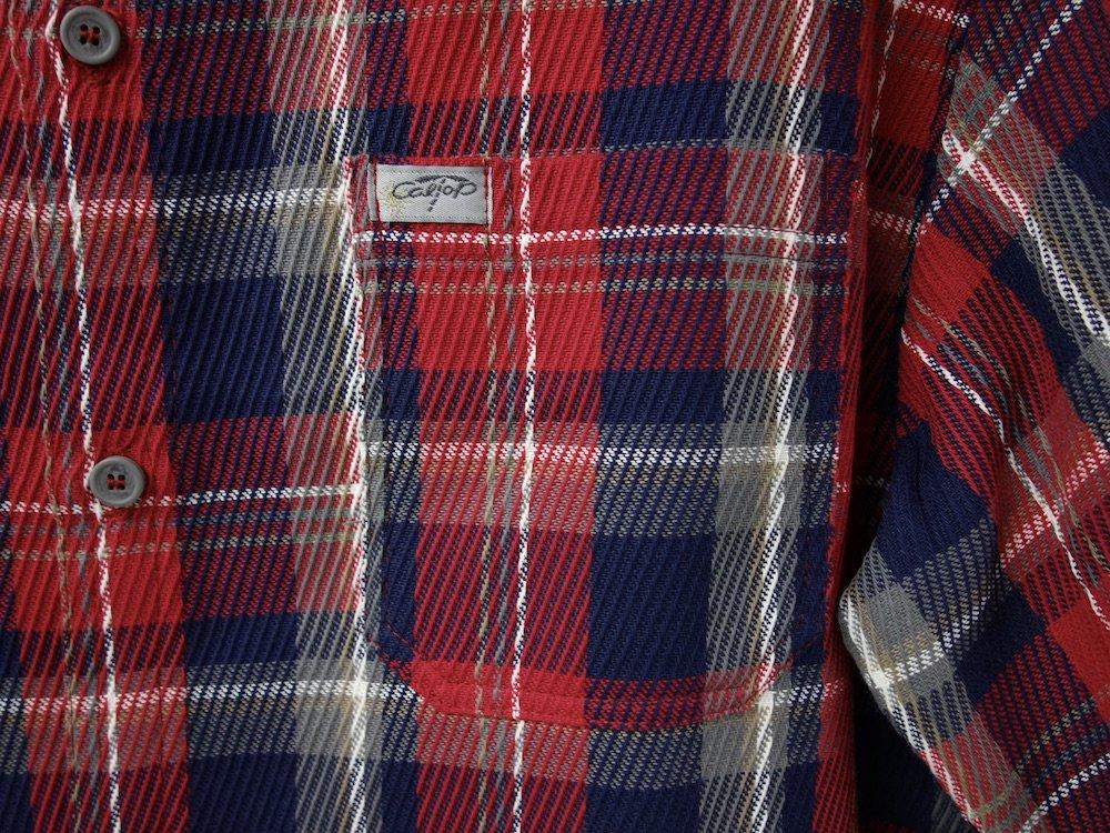 CALTOP CHECK シャツ MADE IN USA
