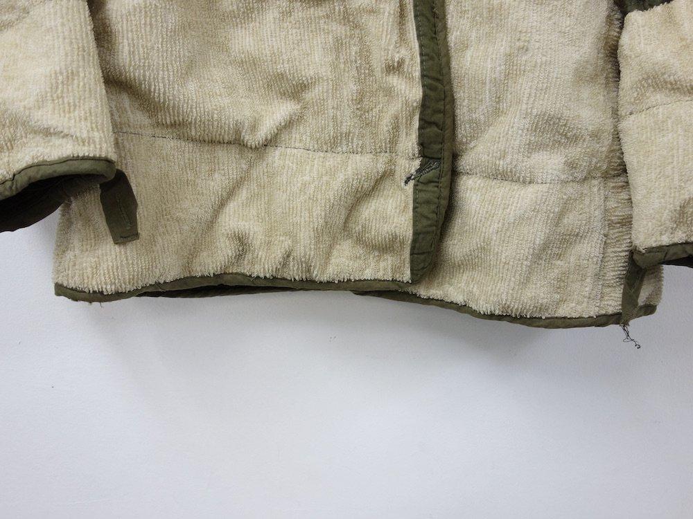 Vintage 50s U.S.ARMY M-51 LINER ライナー パイルジャケット USED #3