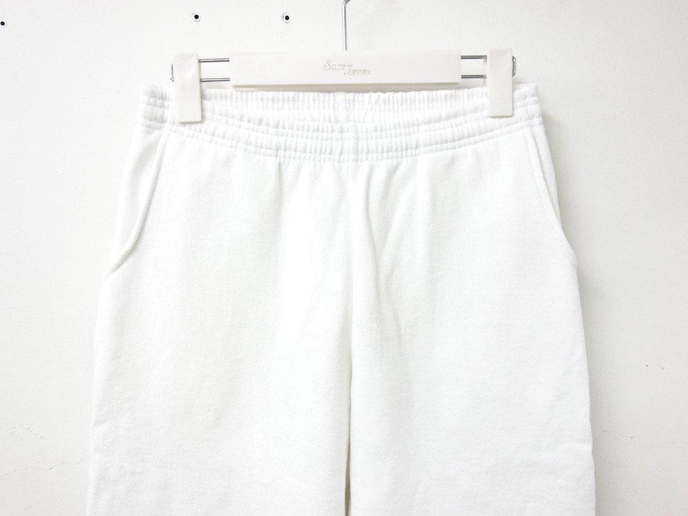 LOS ANGELES APPAREL  14オンス  スウェットパンツ USA製 white