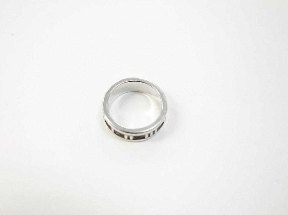Tiffany & Co  ティファニー  アトラス リング silver925  10号 #4 USED