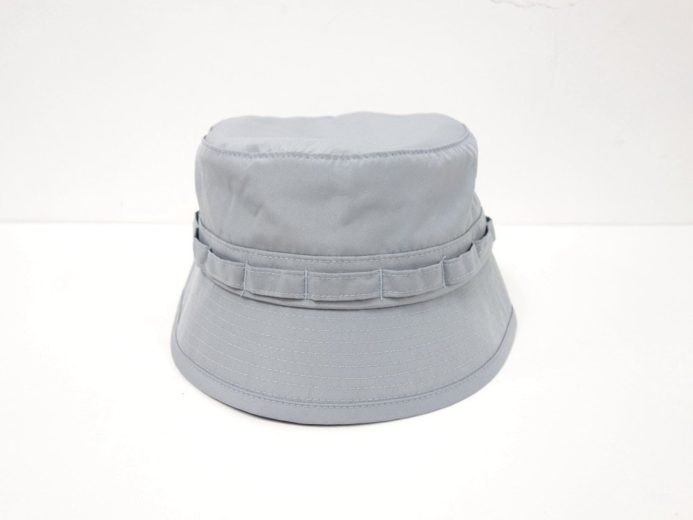 <img class='new_mark_img1' src='https://img.shop-pro.jp/img/new/icons15.gif' style='border:none;display:inline;margin:0px;padding:0px;width:auto;' />SOTA JAPAN × geek Nylon Safari Hat grey