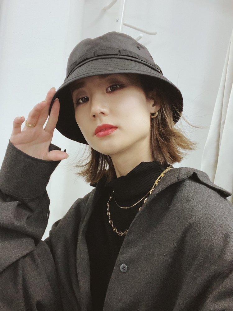 SOTA JAPAN × geek Nylon Safari Hat black