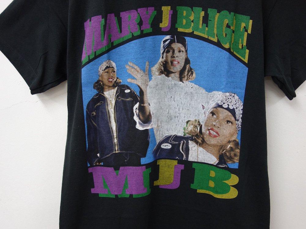 海外限定  オフィシャル Mary J Blige Tシャツ