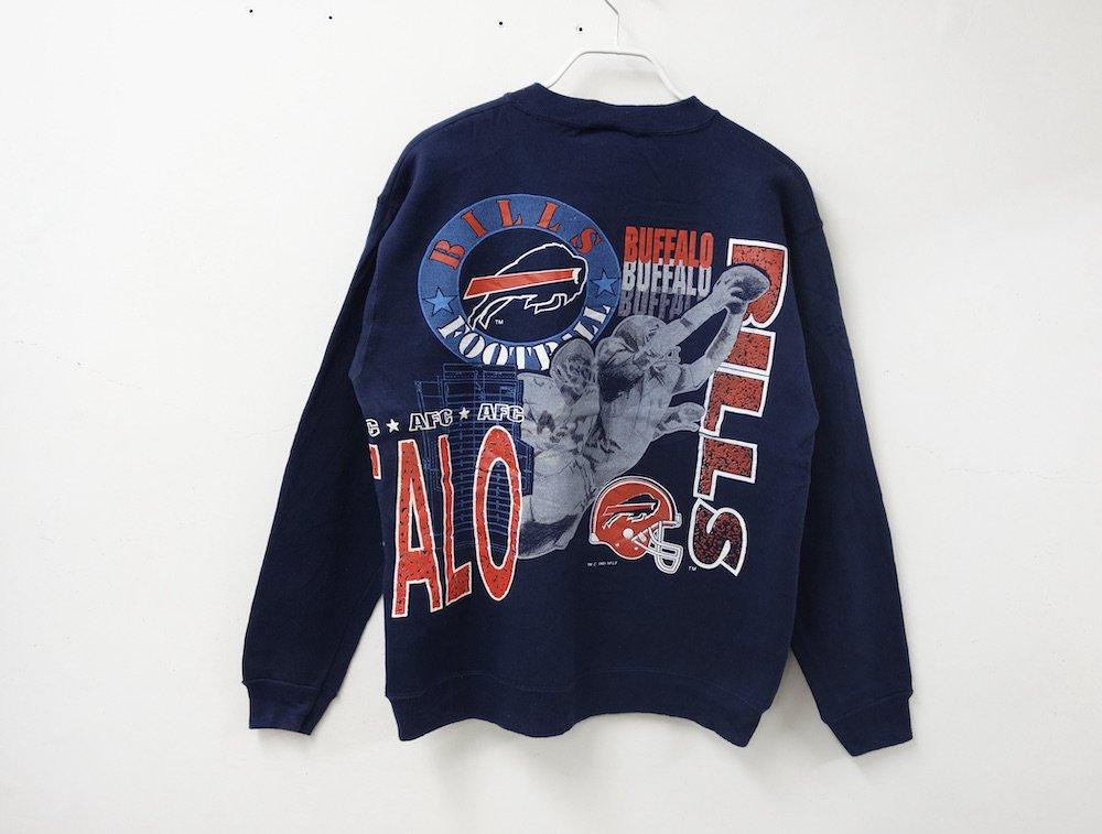 NFL Buffalo Bills スウェット MADE IN USA USED