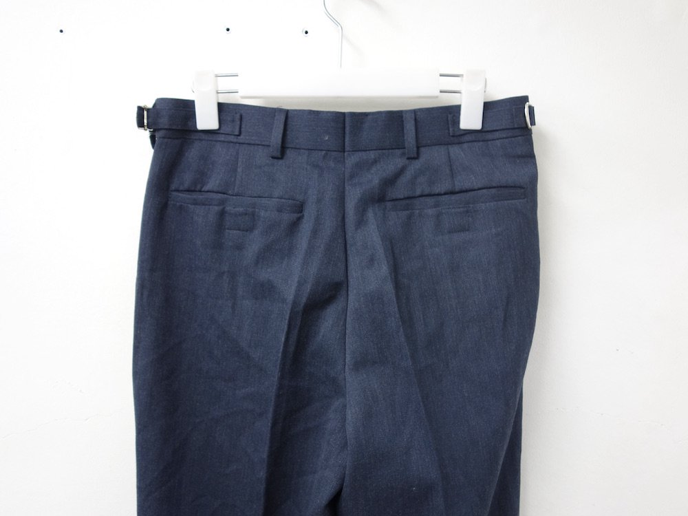 <img class='new_mark_img1' src='https://img.shop-pro.jp/img/new/icons15.gif' style='border:none;display:inline;margin:0px;padding:0px;width:auto;' />イギリス軍 RAF TROUSERS オフィサーパンツ USED