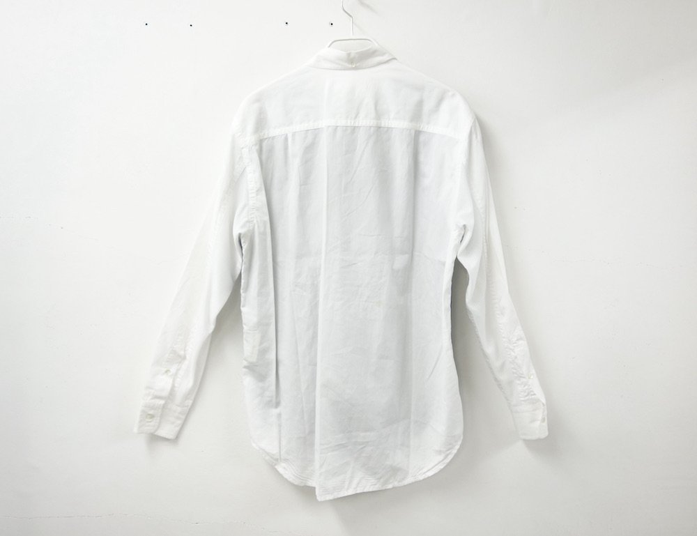 <img class='new_mark_img1' src='https://img.shop-pro.jp/img/new/icons15.gif' style='border:none;display:inline;margin:0px;padding:0px;width:auto;' />GANRYU COMME des GARCONS  チェック柄シャツ AD2012  MADE IN JAPAN USED