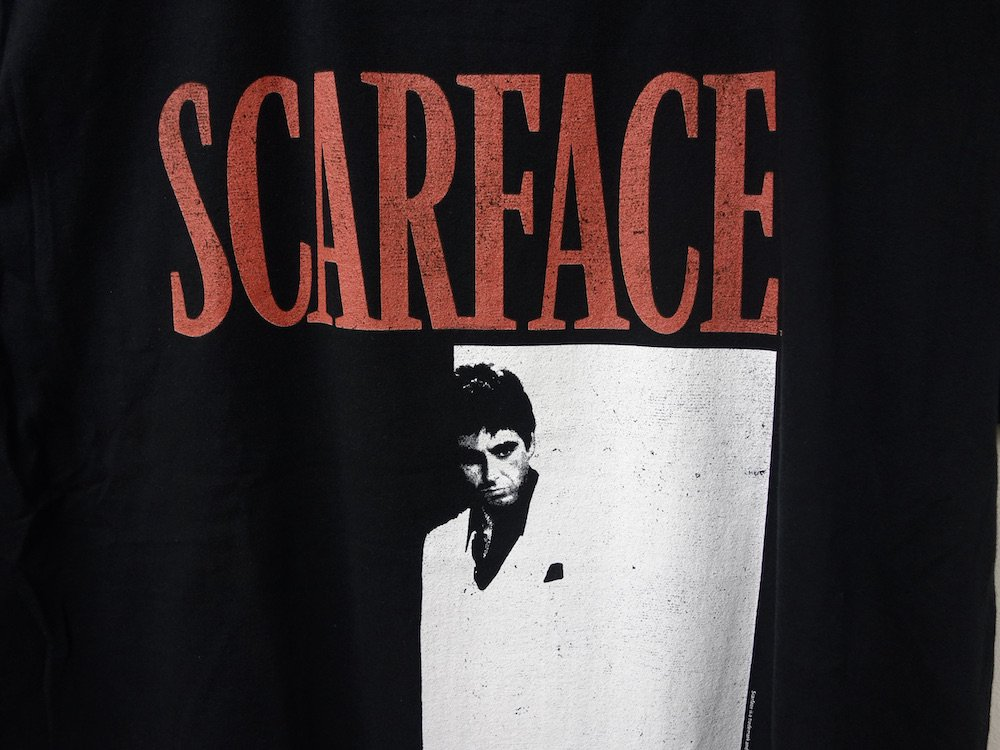 <img class='new_mark_img1' src='https://img.shop-pro.jp/img/new/icons15.gif' style='border:none;display:inline;margin:0px;padding:0px;width:auto;' />SCARFACE  オフィシャル Tシャツ
