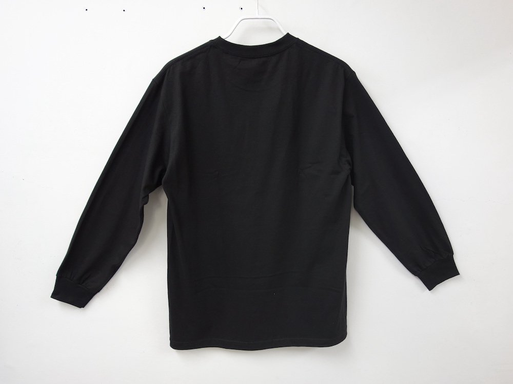 IRAK  Love L/S Tシャツ black