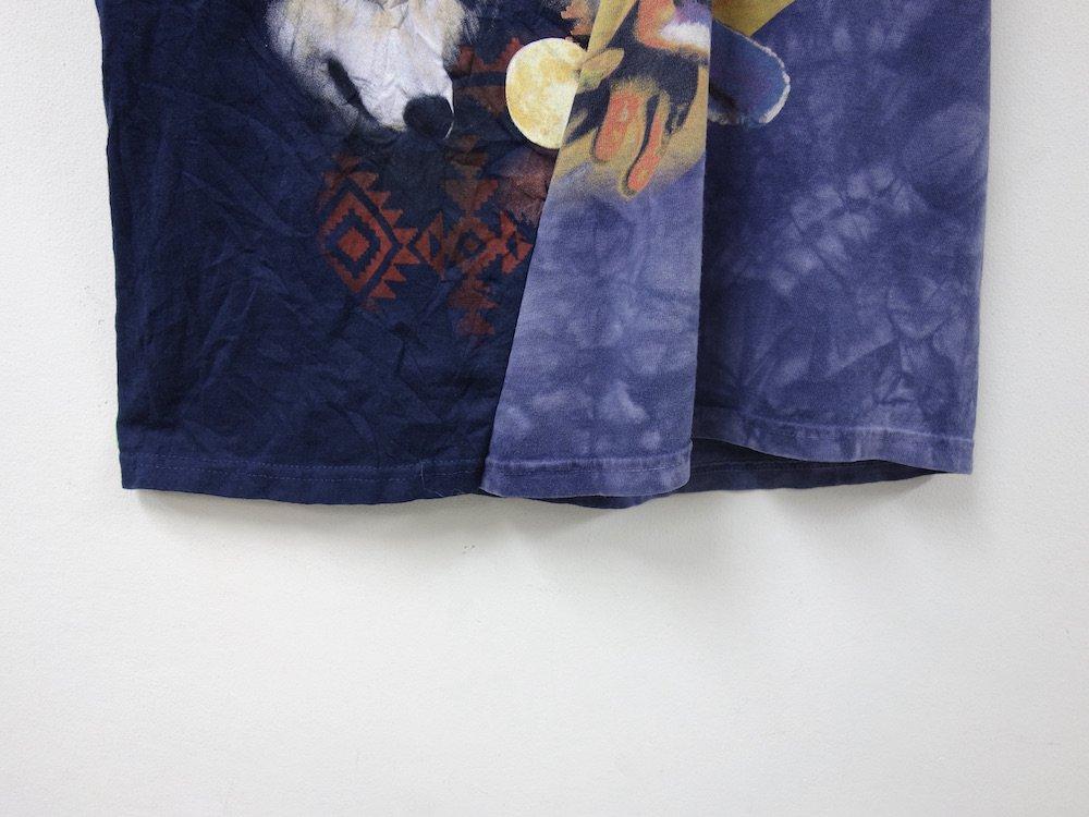 アニマル柄 リメイク Tシャツ