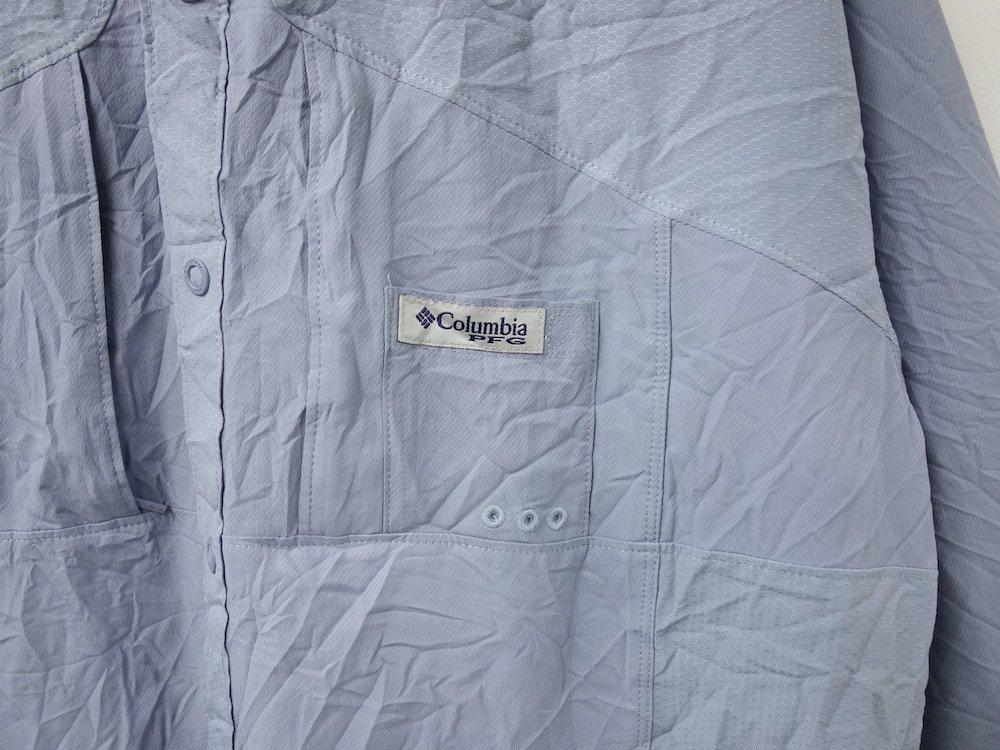 Columbia PFG フィッシングシャツ USED